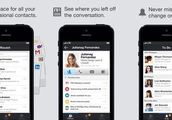 LinkedIn Meluncurkan Aplikasi Manajemen Kontak Bernama LinkedIn Contacts