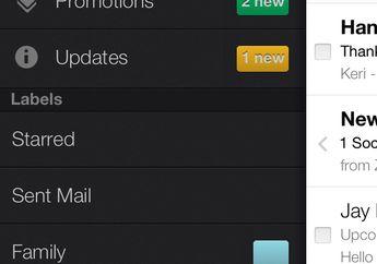Gmail for iOS Akan Hadir Dengan Tampilan Barunya