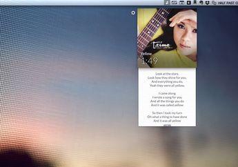 Muzzy: Pendamping Kecil iTunes Yang Manis di Menu Bar