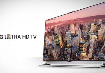 Apple Dikabarkan Tertarik Membeli Panel Ultra HD TV 55 & 65 Inci Dari LG