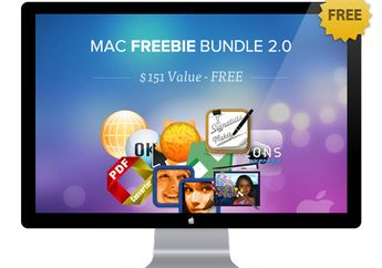 The Mac Freebie Bundle 2.0: 10 Aplikasi Design, Photography & Productivity Gratis