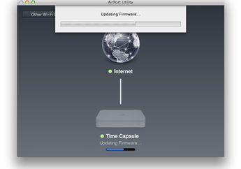 Apple Merilis Firmware Update Untuk AirPort Base Station dan Time Capsule