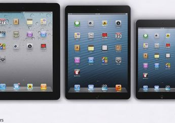 Bloomberg Mengkonfirmasi Kabar Terkait iPad 5th Gen, iPad Mini 2, dan iPhone Event