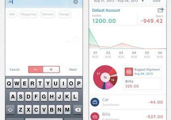 Cost: Aplikasi Pengelola Keuangan Pribadi iPhone Gratis