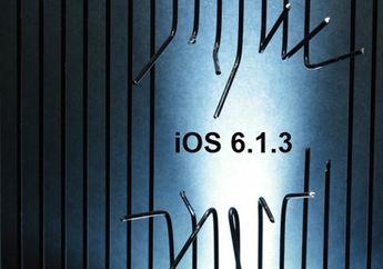 Untethered Jailbreak iOS 6.1.3 Telah Ditemukan