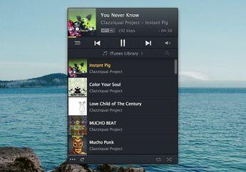 Vox: Aplikasi Indah Yang Mampu Memutar Semua Koleksi Lagumu