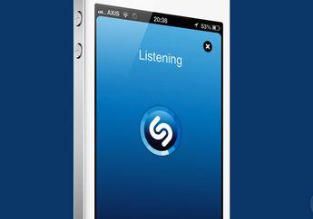 Shazam 6.2.1: Pindai Lagu Lebih Cepat di iPhone Terdahulu