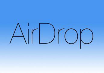 Cara Berbagi File Dengan Pintar Menggunakan AirDrop di iOS 7