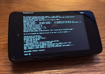 Implementasi Fondasi Awal iOS ke Dalam Nokia N900