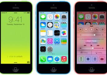 Program Perbaikan LCD iPhone 5c di Apple Store Sudah Dimulai