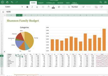 Microsoft Resmi Meluncurkan Office for iPad