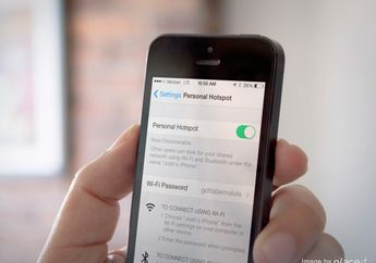 Personal Hotspot di iOS 7.1 Diketahui Bermasalah
