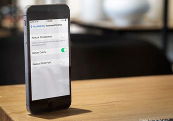 Cara Mengurangi Efek Tembus Pandang Di iOS 7.1