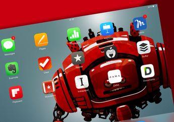 Tips Merapikan Home Screen iOS: Pindahkan 2 Aplikasi Sekaligus