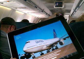 Nonton Film di Pesawat Melalui Perangkat iOS? Sudah Bisa, Tapi Tidak di Indonesia