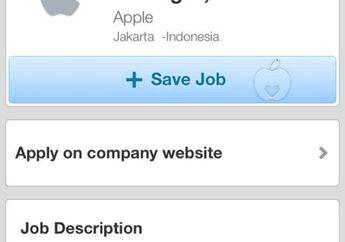 Apple Buka Banyak Lowongan Kerja Untuk Kantor Mereka di Jakarta