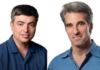 Craig Federighi & Eddy Cue Hadir di Code Conference, Gantikan Tim Cook