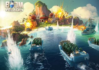 Boom Beach: Judul Baru Dari Pengembang Clash of Clan