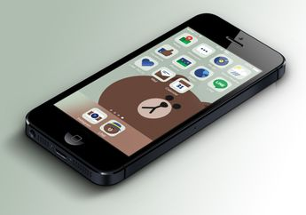 LINE DECO: Ubah Ikon Aplikasi iOS Dengan Karakter Line