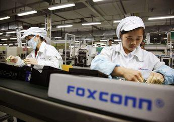 Pabrik Foxconn Di Vietnam Terpaksa Menghentikan Produksinya