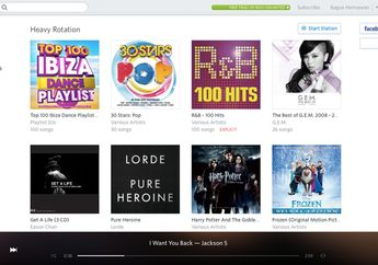Layanan Streaming Musik Rdio Kini Tersedia di Indonesia