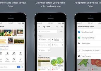 Pembaruan Google Drive 3.1: Hadirkan Fitur Activitiy Stream