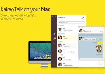 Chatting Lebih Leluasa Dengan Kakaotalk Messenger di OS X