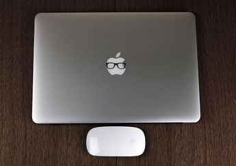 "Apple Merilis Iklan MacBook Air Berjudul ""Stickers"""