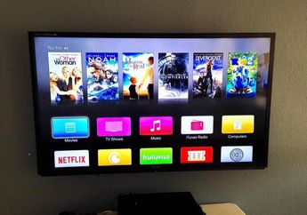 Antarmuka Ala iOS 7 Kini Hadir dalam Software Apple TV Beta 4