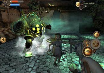 Game Bioshock Segera Hadir di Perangkat iPad dan iPhone