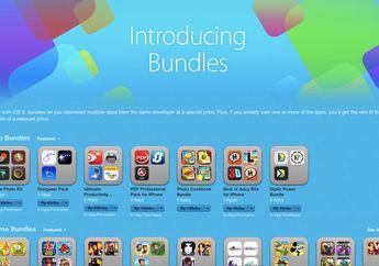 Apple Hadirkan Bundles Aplikasi dan Game iOS 8 dengan Diskon Menarik