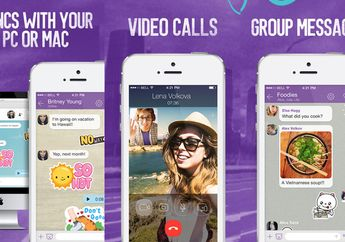 Update Viber 5.0 Hadirkan Fitur Video Call di iPhone