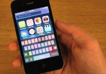 (Video) iPhone 4s dengan iOS 7.1.2 Vs. iPhone 4s dengan iOS 8.0.2