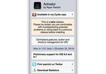 Berbagai Tweak Jailbreak Mulai Digarap Untuk iOS 8