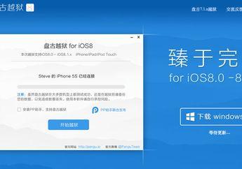 Jailbreak Pangu iOS 8 Resmi Terintegrasi Cydia