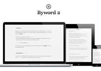 Byword Terbaru Integrasikan Beragam Fitur iOS 8