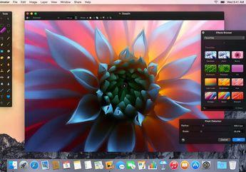 Update Pixelmator 3.3 Mendukung iCloud Drive & Fitur Yosemite