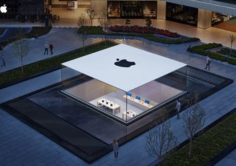 Harga Saham Apple Naik 7% Usai Rilis Laporan Keuangan Kuartal 3 2016