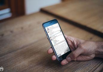 BBM Punya Wajah Baru & Mendukung Resolusi iPhone 6