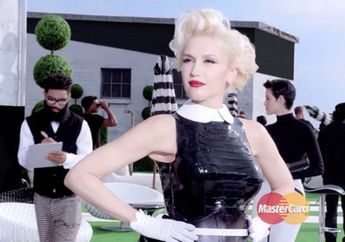 Apple dan MasterCard Gaet Gwen Stefani Promosikan Apple Pay