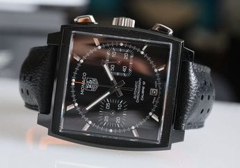 TAG Heuer Gaet Google dan Intel Bikin Jam Tangan Tandingan Apple Watch