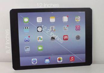 (Video) Mockup iPad Air Plus 12,2 Inci Beredar Luas