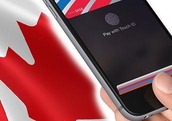 Layanan Apple Pay Resmi Meluncur di Kanada Hari Ini