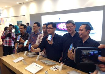 (Liputan) Peluncuran iPhone 6 dan iPhone 6 Plus di Mall Taman Anggrek