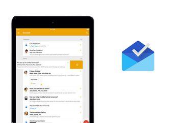 Inbox by Gmail Kini Mendukung iPad, Peramban Safari & Firefox
