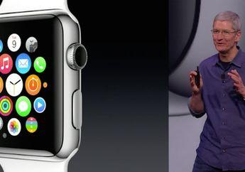Ini Pendapat Tim Cook Soal Perbedaan Apple Watch Ketimbang Produk Lain