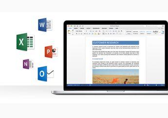 Office 2016 for Mac Versi 64-Bit Segera Dirilis