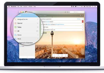 Wunderlist 3.2 Resmi Mendukung Fitur Catat Cepat & Folder