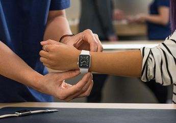 Apple Siap Hadirkan Aplikasi Apple Online Store di Apple Watch