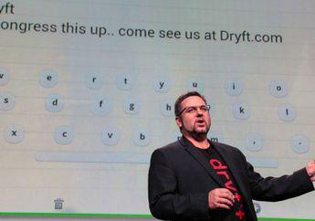 Apple Akuisisi Pengembang di Balik Aplikasi Keyboard Dryft
